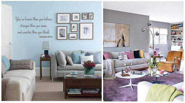 decoracao alternativa e barata para quarto:Ideias de decorção para quartos e salas (adesivos e cores)