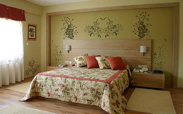 Ideias de decor??o para quartos e salas (adesivos e cores ...